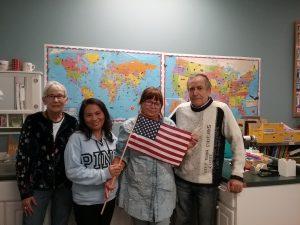 Carol's Citizenship Class